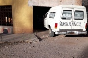 AMBULANCIAS EN MAL ESTADO Y PEDIDO DE RENUNCIA A LA DIRECTORA DEL HOSPITAL LOCAL