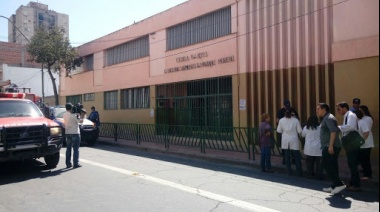 Comunicado de prensa de la Intersindical Docente
